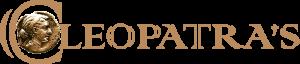 Cleopatras in holt logo
